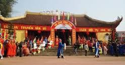 Lễ tế Đình Phú Cát