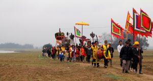 Lễ tế Đình Thái Trạch