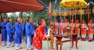 Lễ Thu tế làng An Cựu
