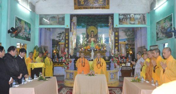 Lễ tế Đình Phú Thạnh