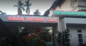 Quán ăn Hương Cau