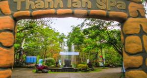 Suối khoáng Thanh Tân