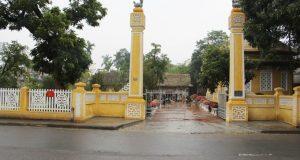 Khu di tích lịch sử: Nhà ở, Lăng mộ từ đường cụ Phan Bội Châu và nghĩa địa Phan Bội Châu