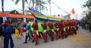Lễ hội cầu ngư làng Thai Dương