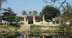 Lễ Thu tế làng Dương Nỗ