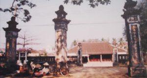 Đình làng Dương Nổ:Di tích lưu niệm thời niên thiếu của Chủ tịch Hồ Chí Minh