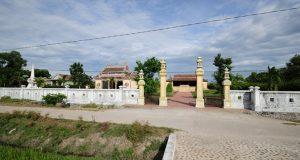 Lăng mộ và Nhà thờ Nguyễn Tri Phương