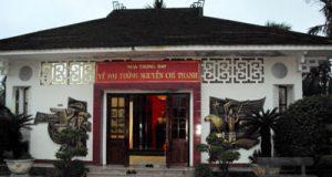 Khu lưu niệm đại tướng Nguyễn Chí Thanh