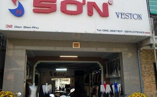 Veston Sơn
